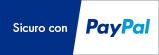 Sicuro con PayPal